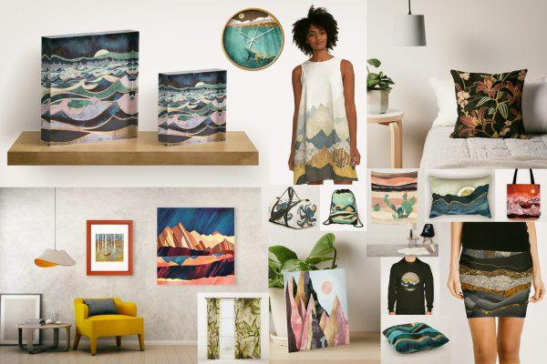 Shop SpaceFrog Designs Online